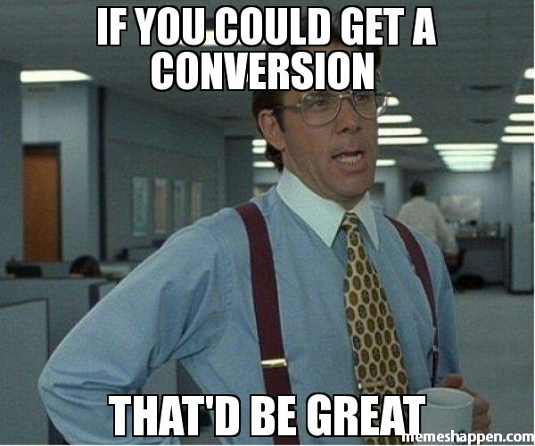 Boost your conversion rate