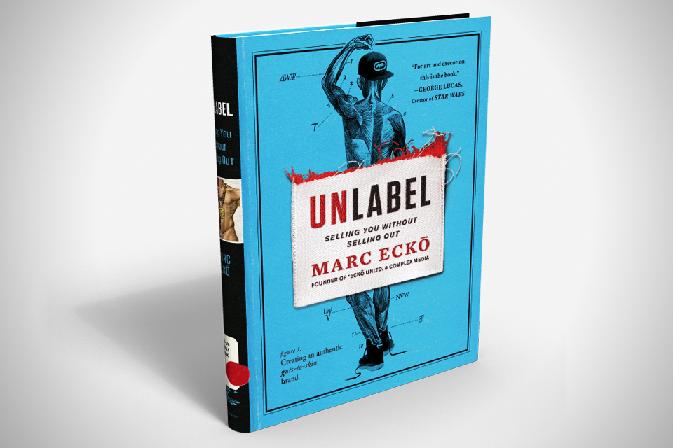 Mark Ecko Book - Unlabel