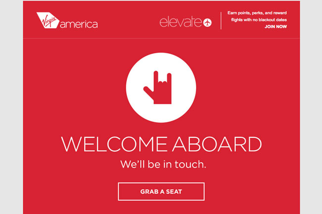 Create Ecommerce Welcome Emails